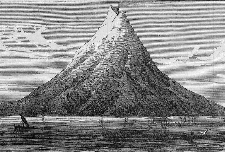 2nd sign: 'ANAK' Krakatoa: The 'GIANT' kills 400
